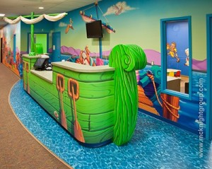 Crossview Church Children's Area